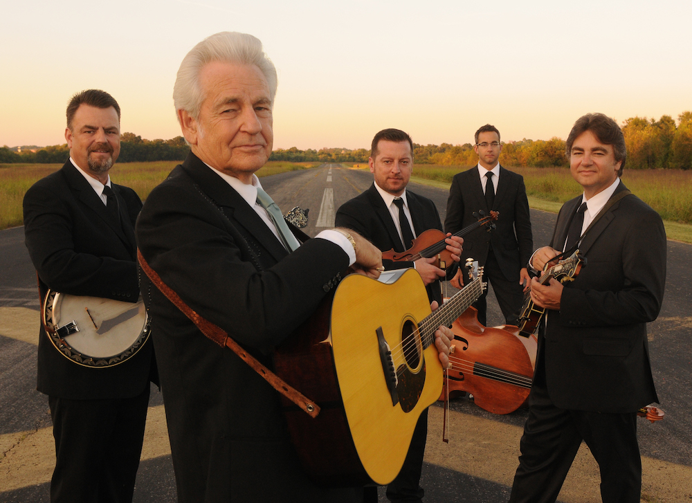 Del McCoury Band Promo Photo Spring 2020
